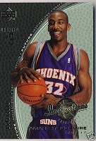 Amare Stoudemire Rookie
