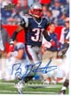 Authentic Brandon Meriweather Autograph Card