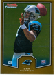 Cam Newton Gold Chrome Rookie