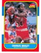 Charles Oakley Rookie Card