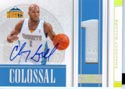Authentic Chauncey Billups Autograph  Game-Worn Jersey