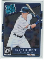 Cody Bellinger Chrome Rookie Card