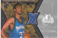 Authentic Corey Brewer Rookie Game-Worn Jersey Card