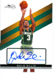 Authentic Dale Ellis Autograph Card