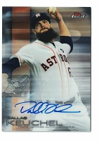 Dallas Keuchel Autograph Card