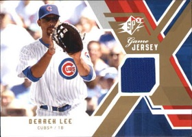 Authentic Derrek Lee Game-Worn Jersey