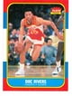 Doc Rivers Rookie Card