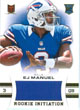 E.J. Manuel Rookie Game Worn Jersey