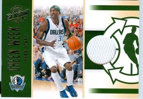 Authentic Jason Terry Game-Worn Jersey