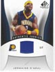 Authentic Jermaine O'Neal Game-Worn Jersey