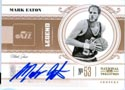 Authentic Mark Eaton Autograph