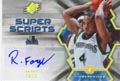 Authentic Randy Foye Autograph