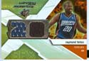 Authentic Raymond Felton Dual Game-Worn Jersey
