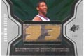 Authentic Ron Artest Dual Game-Worn Jersey Card
