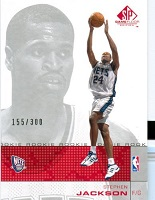 Andre Stephen Jackson Rookie Card